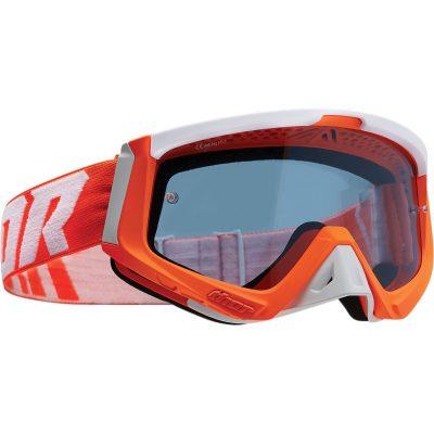Очила THOR Sniper Fluo Orange/White