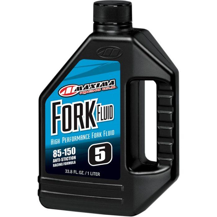 Масло за Предница MAXIMA Fork Fluid 5W