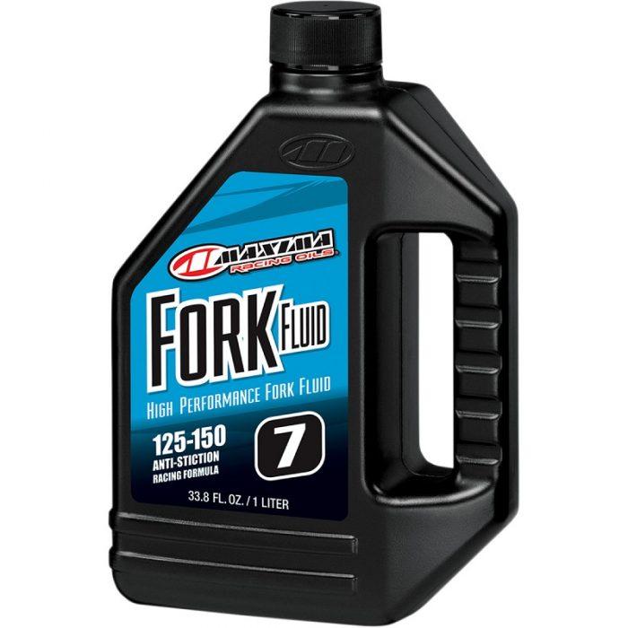 Масло за Предница MAXIMA Fork Fluid 7W