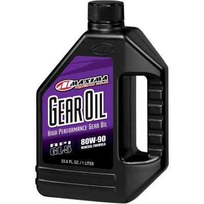 Диференциално Масло MAXIMA Gear Oil 80W90