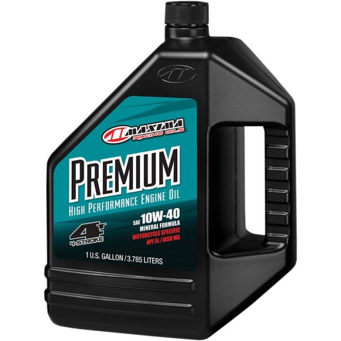 Двигателно Масло MAXIMA Premium 10W40 - 3,78 литра