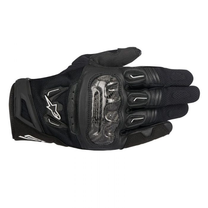 Ръкавици ALPINESTARS SMX-2 Air Carbon v2 Black