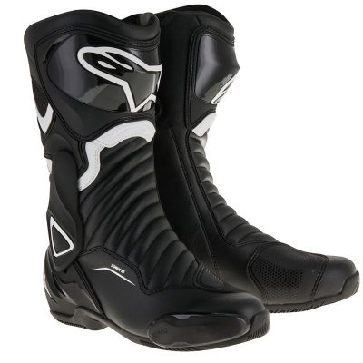 Ботуши ALPINESTARS SMX-6 v2 black/white