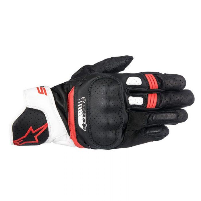 Ръкавици ALPINESTARS SP-5 Black/White/Red