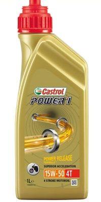 Масло CASTROL Power 1 4T 15W50