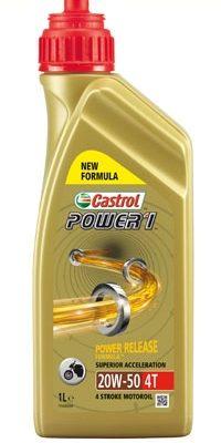Масло CASTROL Power 1 4T 20W50