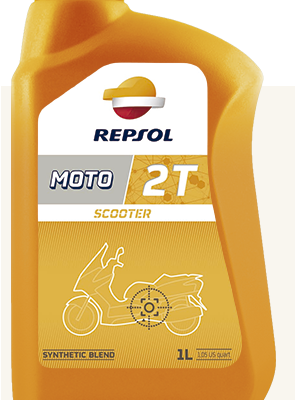 Масло REPSOL Scooter 2T