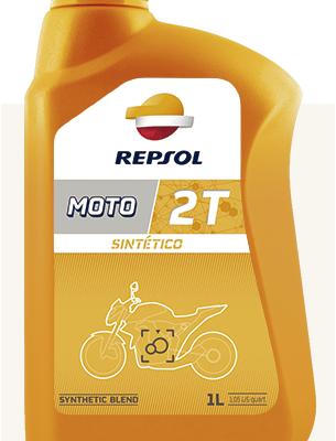 Масло REPSOL Sintetico 2T
