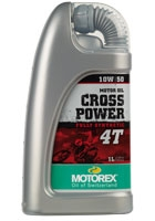 Масло Motorex CROSS POWER 4T 10W50