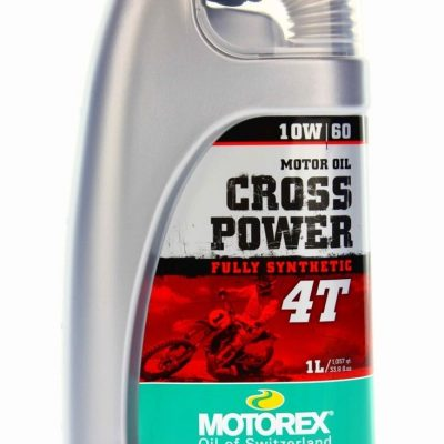 Масло Motorex CROSS POWER 4T 10W60