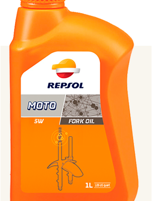 Масло REPSOL Moto Fork 10W