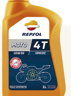Масло REPSOL 4T Racing 10W30