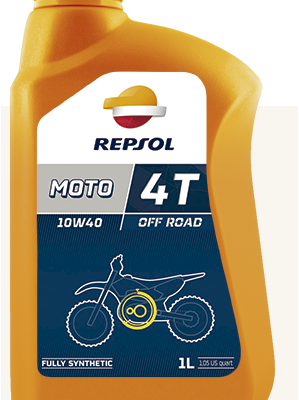Масло REPSOL 4T Off Road 10W40