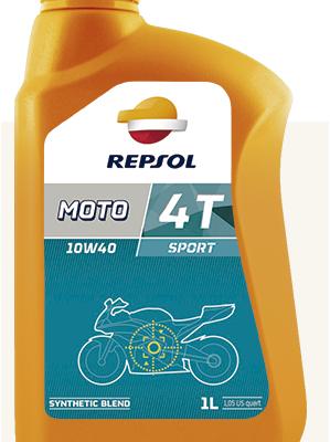 Масло REPSOL 4T Sport 10W40