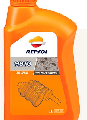 Масло REPSOL Moto trans 10w40