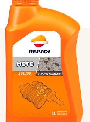 Масло REPSOL Moto trans 80W90