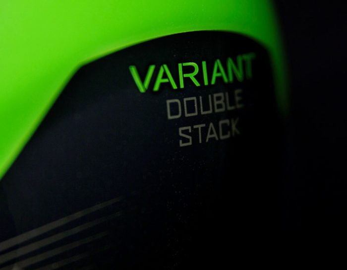 ICON Variant Doublestack Green