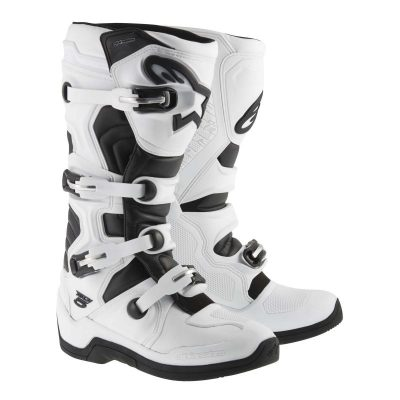 Ботуши ALPINESTARS TECH 5 white