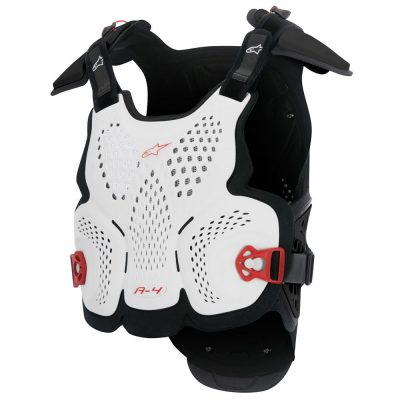 ALPINESTARS A-4 white/black/red