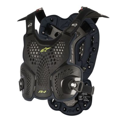 ALPINESTARS A-4 black/anthracite