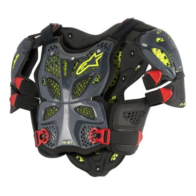ALPINESTARS A-10 black/red