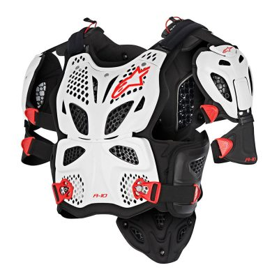 ALPINESTARS A-10 white/black/red
