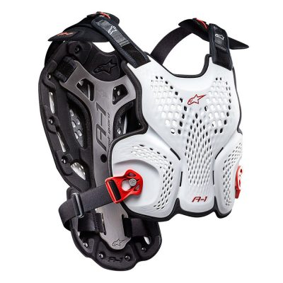 ALPINESTARS A-1 white/black/red