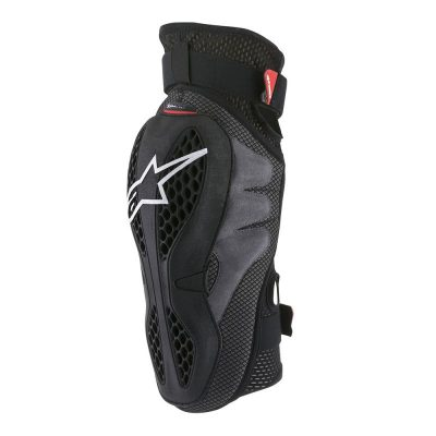 Наколенки ALPINESTARS Sequence Black/Red