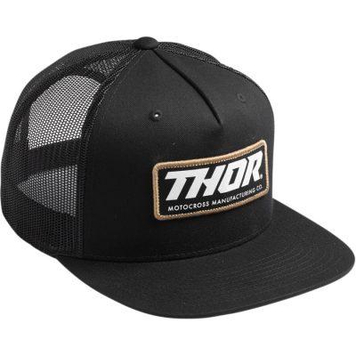 Шапка THOR Standard Trucker Black