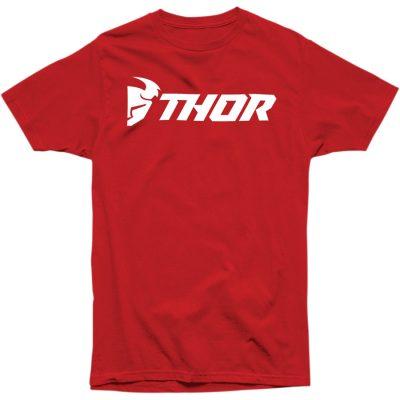 Тениска THOR Loud 2 Red