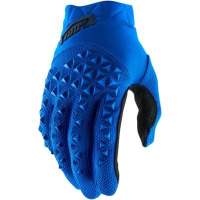 Ръкавици 100% AIRMATIC сини