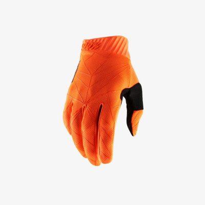 Ръкавици 100% RIDEFIT оранжеви