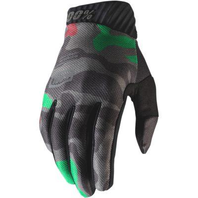 Ръкавици 100% Ridefit Black Camo