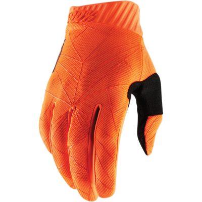 Ръкавици 100% Ridefit Orange