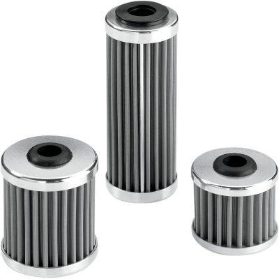 MOOSE RACING метален маслен филтър HONDA