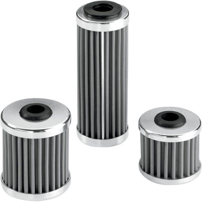 MOOSE RACING метален маслен филтър