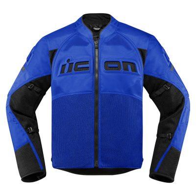 Текстилно яке ICON Contra 2 Blue