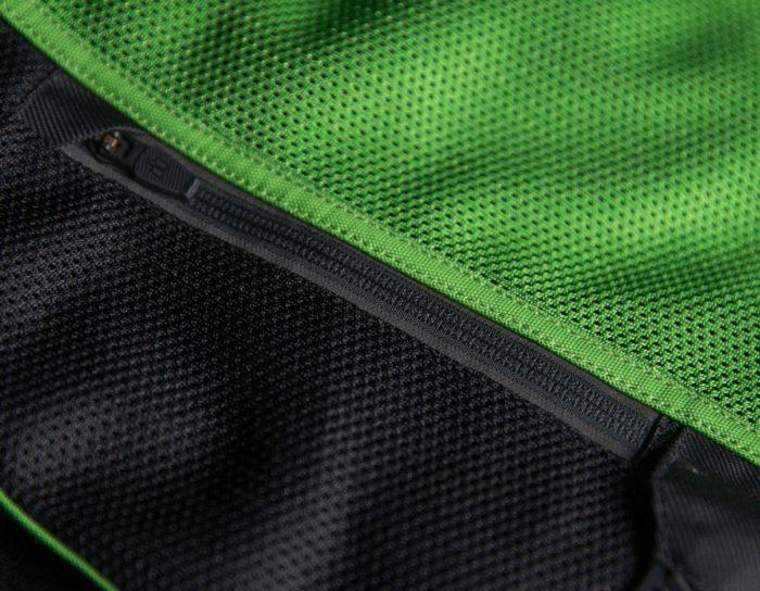 Текстилно яке ICON Contra 2 Green