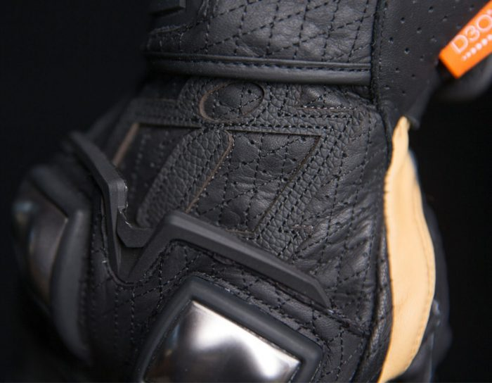 Ръкавици ICON Hypersport GP Black