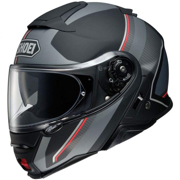 Каска SHOEI Neotec II Excursion TC-5