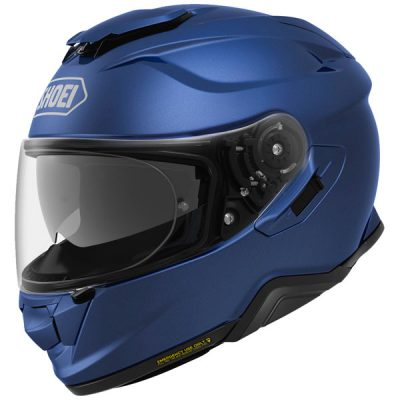 SHOEI GT AIR II Blue Matt