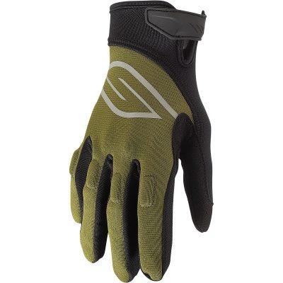 Ръкавици Slippery Circuit Olive/Black