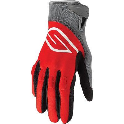 Ръкавици Slippery Circuit Red/Charcoal