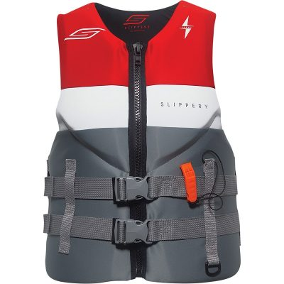 Жилетка Slippery Surge Neo Vest Charcoal/Red