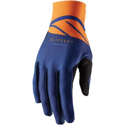 Ръкавици Slippery Flex Navy/Orange