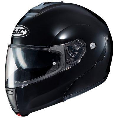 HJC C90 Metal Black