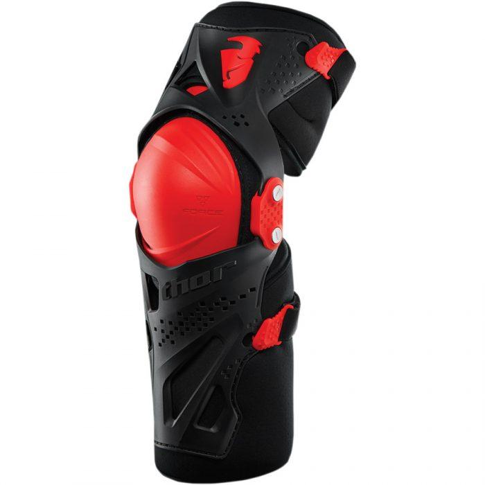 Наколенки THOR Force XP Knee Червени