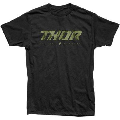 Тениска THOR Loud 2 Black Camo
