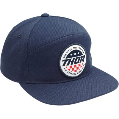 Шапка THOR Patriot Snapback Navy