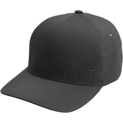 Шапка THOR Prime Flexfit Black